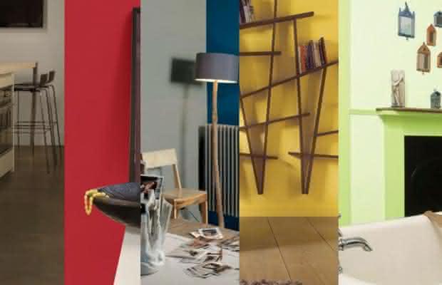 Come scegliere e combinare i colori nella nostra casa