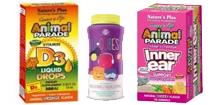 Compléments Alimentaires Bébés et Enfants