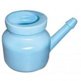 Pot en plastique pour hygiène nasale