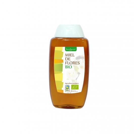 Miel de Flores Biospirit 425 g