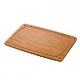 Tabla para cortar 38x26 cm Aquaresist Bamboo