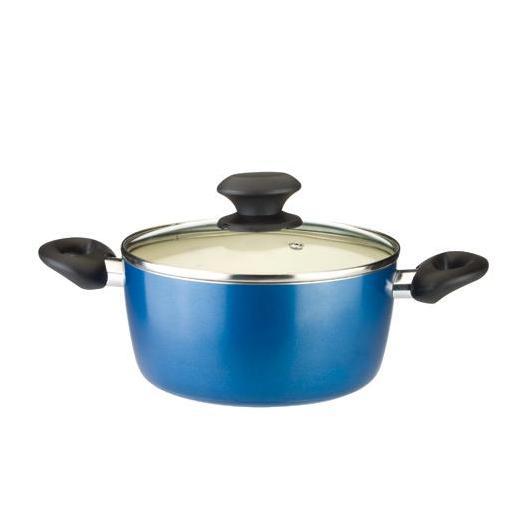 Cacerola con tapa Ecopresto 1,3-2,5 L