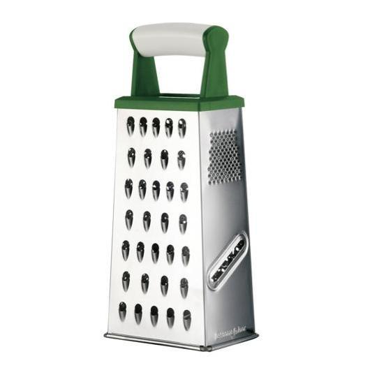 Rallador 4 caras asa de plástico Handy