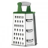 Rallador 6 caras asa de plástico Handy