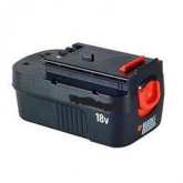 Batteria NiCd 18 v 1.2 Ah Black & Decker