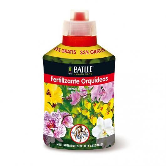 Fertilizante orquídeas 400 mL