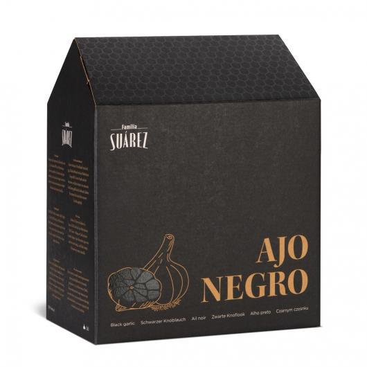 Ail noir des Pedroñeras 1 kg