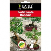 Soluble bonsai fertiliser
