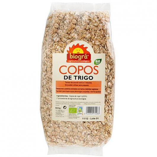 Flocons de blé Biográ, 500 g