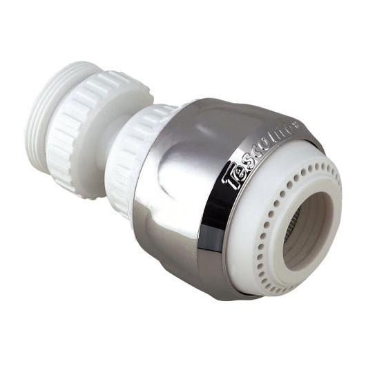 Atomizador blanco con reductor Presto