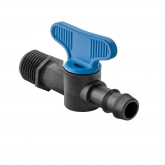 Chave Extra Azul macho 20 mm, 1 pc