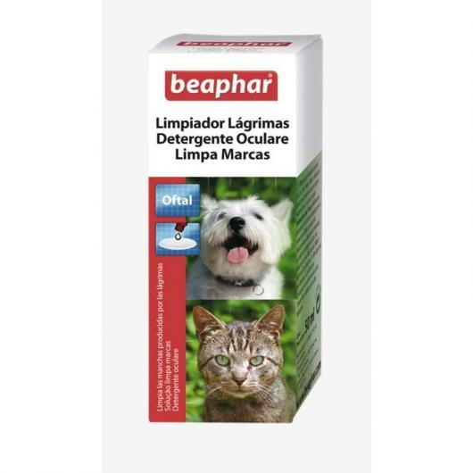 Limpiador lágrimas para perro y gato, 50 ml