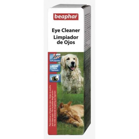 Limpiador de ojos, 50 ml