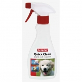 Spray limpiador Quick Clean dog, 250 ml