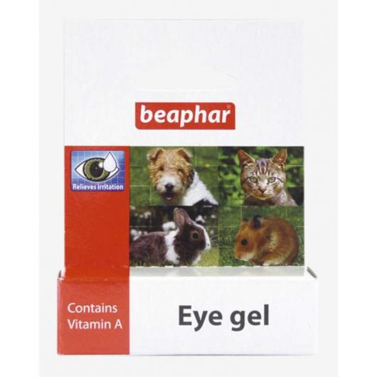 Gel yeux pour animaux, 5 ml