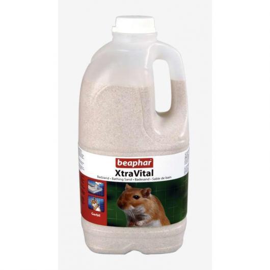 Sabbia da bagno roditori XtraVital, 2 L