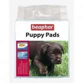 Toalhitas Puppy pads, 7 ud