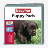 Toalhitas Puppy pads, 14 ud