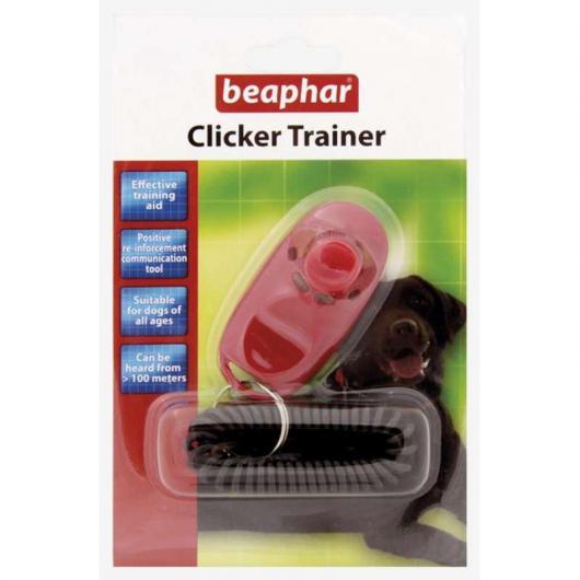 Éducateur sonore Clicker Trainer