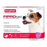Solução 67 mg Fiprotec Spot-On para Cães Pequenos 5-10kg (6 pipetas 0,67ml)