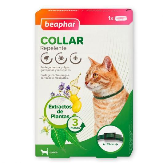 Collar Bio Band con extracto de margosa para gato