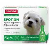Pipette repulsive antiparassiti naturali cane piccolo