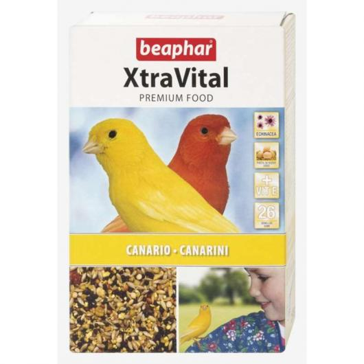 Xtravital canarini, 500 g
