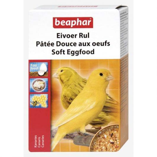 Pâtée aux œufs avec miel pour canaris, 1 kg