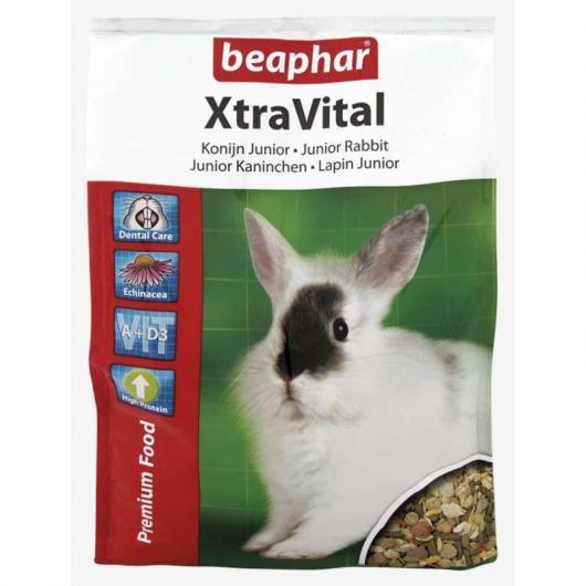 Xtravital conejo junior, 1 kg