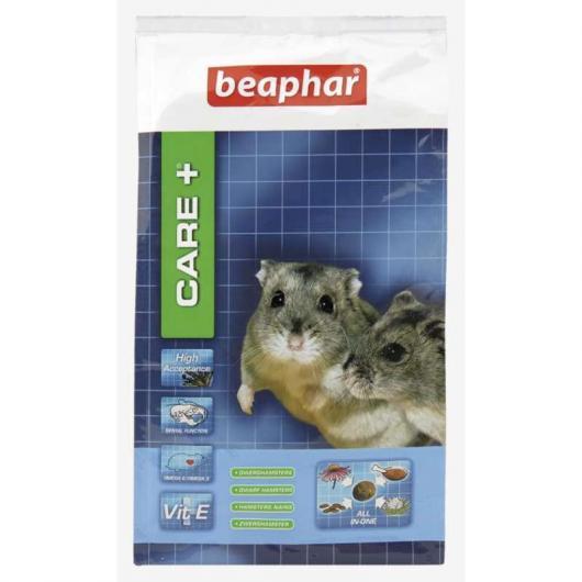 Care+ Hamster nain 250 g
