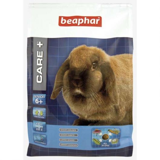Care+ conejo senior, 1.5 kg