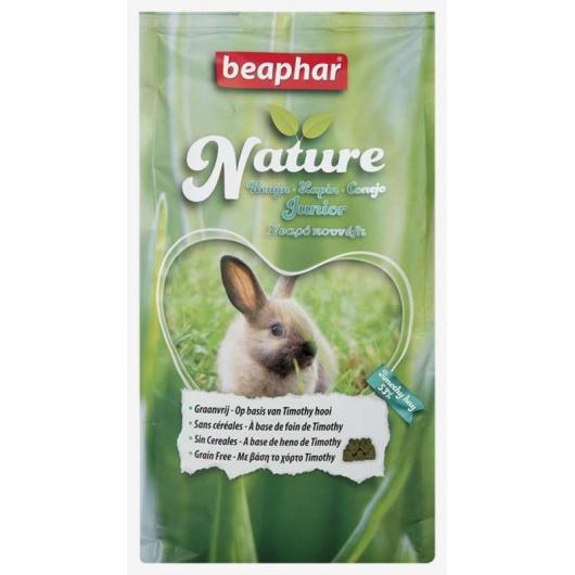 Beaphar Nature Coniglio Junior, 1250 gr