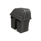 """cesta dupla para tractor saída lateral corte 37""""/)/ cm, 250 L"""