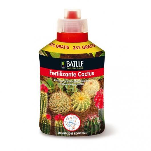 Fertilizante cactus, 400 mL