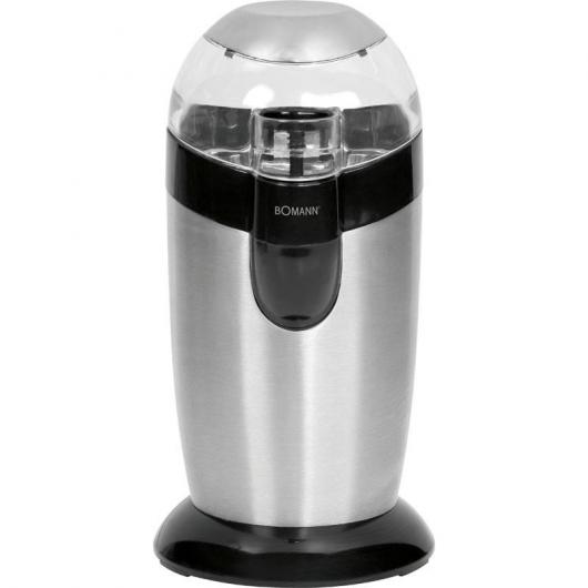 Molinillo de café eléctrico KSW 445, Bomann