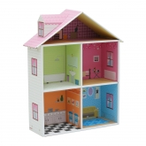 Casa de bonecas Mellrosa