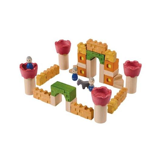 Jouet Château en briques