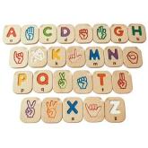 A-Z linguaggio dei segni