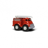 Camión de bomberos rojo