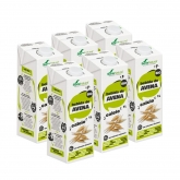 Soria Natural organic oat milk with calcium 3 x 1ltr pack