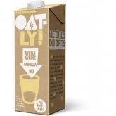 Bebida de aveia sabor baunilha Oatly bio, 1 L