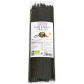 Espagueti Integral con Algas Algamar, 250g