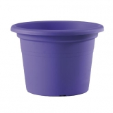 Pot de fleurs injection lilas