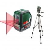 Nivel láser de líneas Bosch PLL 2 Set