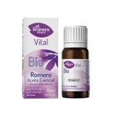 Olio Essenziale Rosmarino Biologico El Granero Integral 12 ml