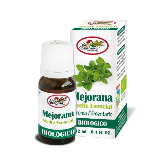 Aceite Esencial Mejorana Biológico El Granero Integral 12 ml