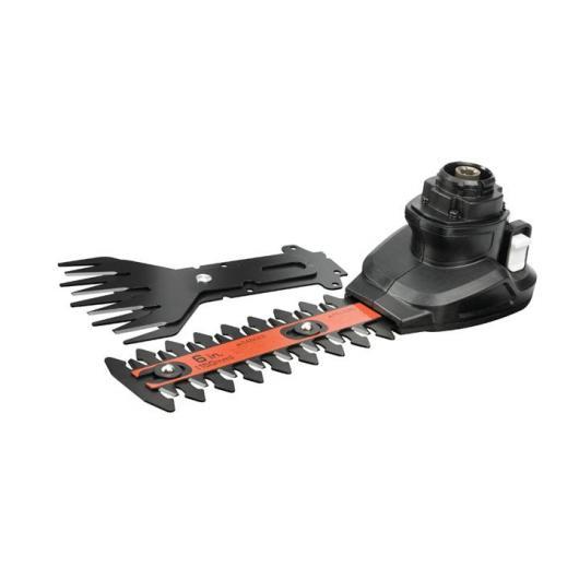 Arreglasetos y tijera cortacésped para Multievo Black & Decker