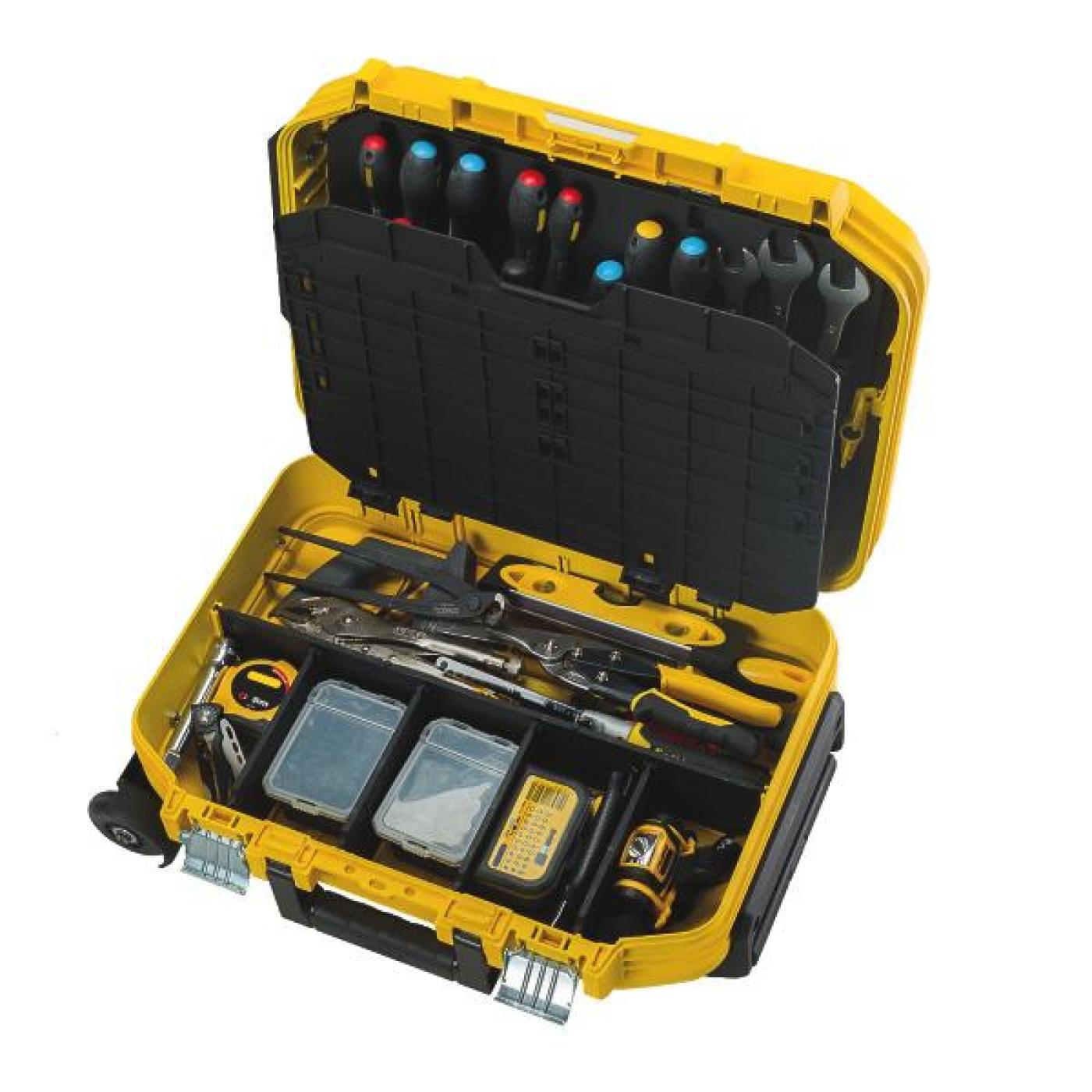 Maleta para herramientas con ruedas stanley fatmax fmst1 - Maleta para herramientas ...