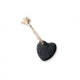 Pedra pomes coração Ecodis, 8 cm