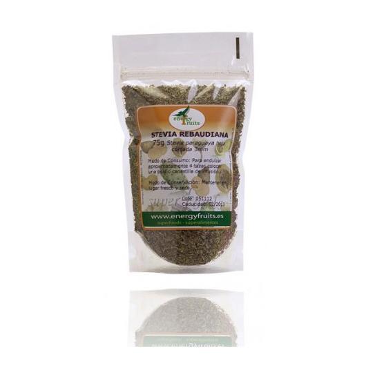Estevia en hojas Energy Fuits, 50 g
